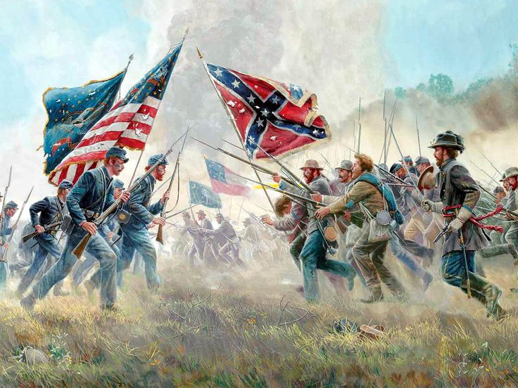 The American Civil War and the Industrial Revolution